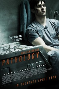 Pathology movie poster onesheet